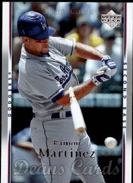2007 Upper Deck #778  Ramon Martinez