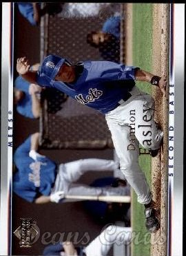 2007 Upper Deck #830  Damion Easley