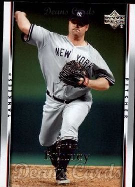 2007 Upper Deck #836  Brian Bruney