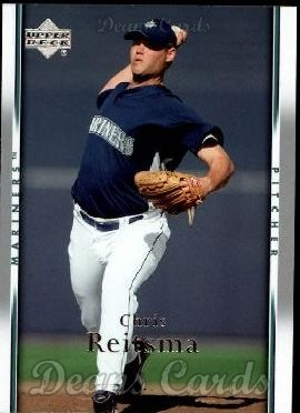 2007 Upper Deck #932  Chris Reitsma