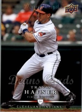 2008 Upper Deck First Edition #104  Travis Hafner