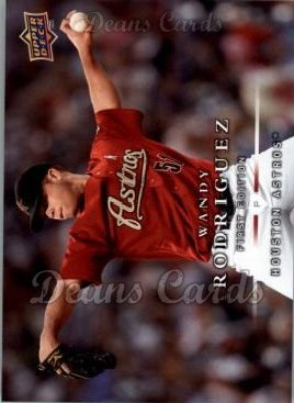 2008 Upper Deck First Edition #11  Wandy Rodriguez