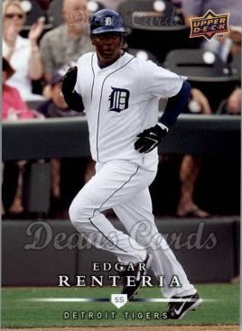 2008 Upper Deck First Edition #359  Edgar Renteria