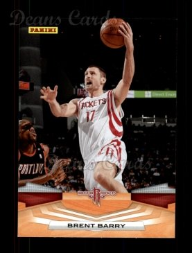 2009 Panini #165  Brent Barry