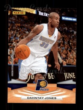 2009 Panini #93  Dahntay Jones