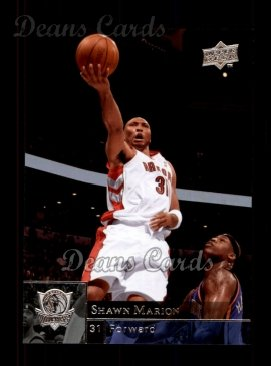 2009 Upper Deck #183  Shawn Marion