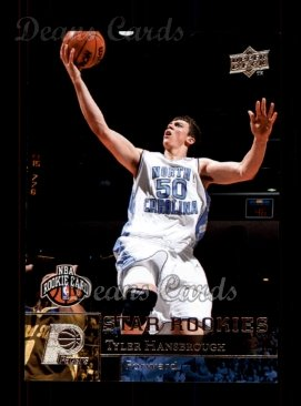 2009 Upper Deck #228  Tyler Hansbrough