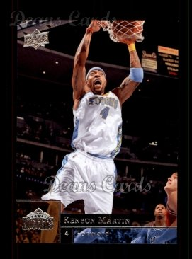 2009 Upper Deck #43  Kenyon Martin