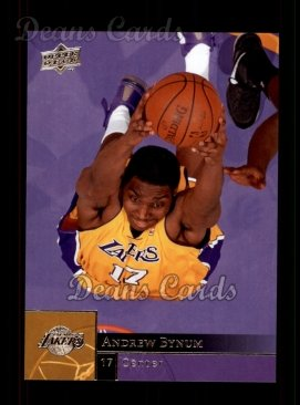 2009 Upper Deck #84  Andrew Bynum