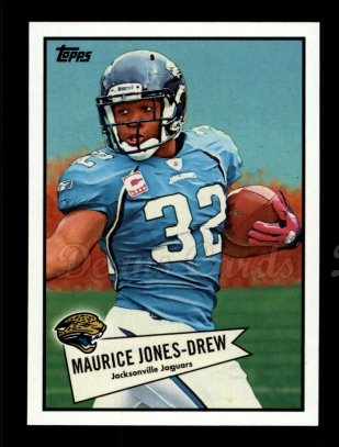 2010 Topps 1952 Bowman #21 52B Maurice Jones-Drew