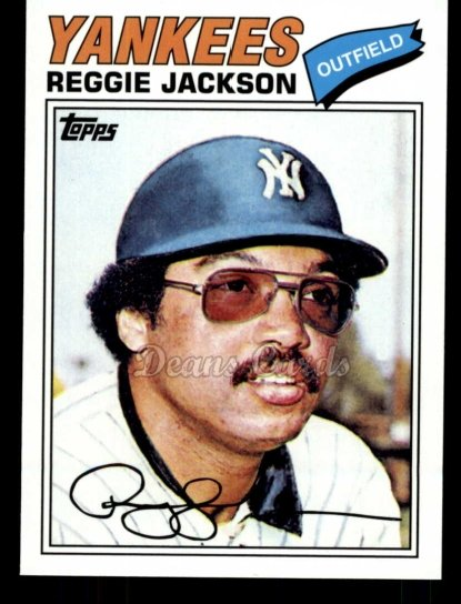 2010 Topps Cards Your Mom Threw Out #26 CMT Reggie Jackson