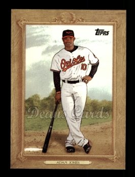 2010 Topps Turkey Red #104 TR Adam Jones