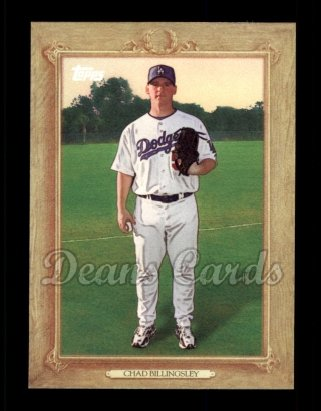 2010 Topps Turkey Red #73 TR Chad Billingsley