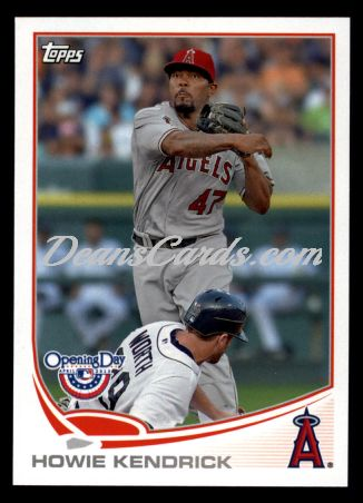 2013 Topps Opening Day #26  Howie Kendrick