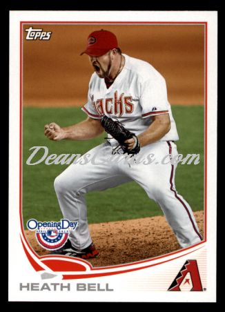 2013 Topps Opening Day #39  Heath Bell