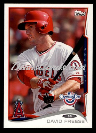 2014 Topps Opening Day #197  David Freese