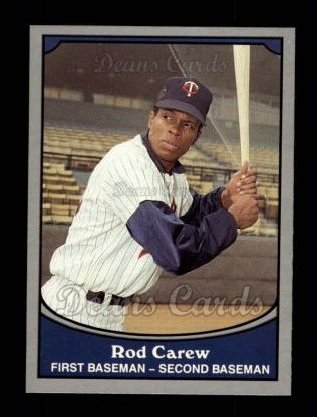 1990 Pacific Legends #17  Rod Carew