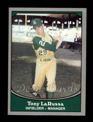 1990 Pacific Legends #90  Tony La Russa