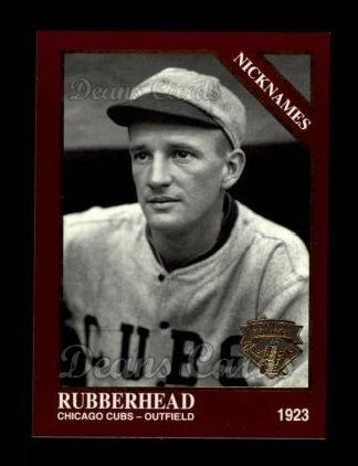 1994 Conlon Burgundy #1158   -  Jim Cronin 1929 Athletics