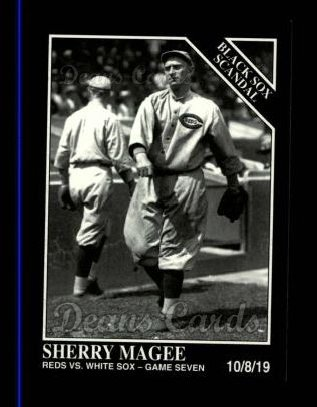 1994 Conlon #1025   -  Sherry Magee Black Sox Scandal
