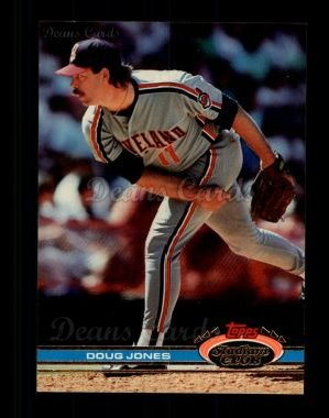 1991 Topps Stadium Club #145  Doug Jones