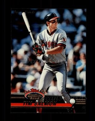 1993 Topps Stadium Club #249  Tim Salmon