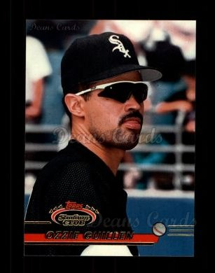 1993 Topps Stadium Club #517  Ozzie Guillen