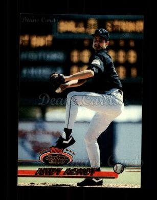 1993 Topps Stadium Club #700  Andy Ashby