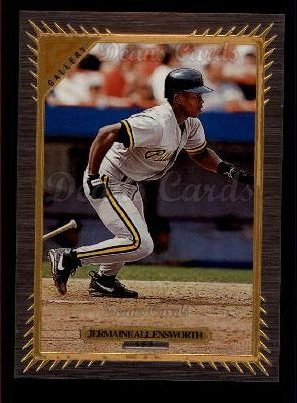 1997 Topps Gallery #153  Jermaine Allensworth