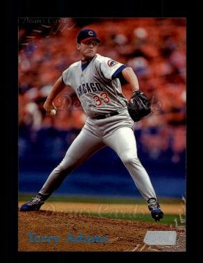 1998 Topps Stadium Club #129  Terry Adams
