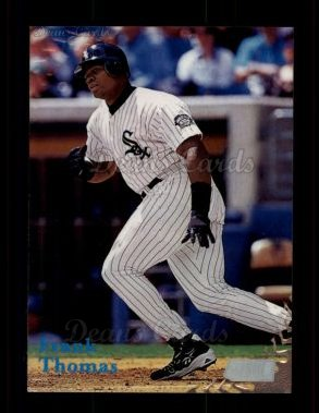 1998 Topps Stadium Club #2  Frank Thomas