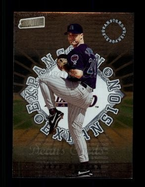 1998 Topps Stadium Club #312  Jeff Suppan
