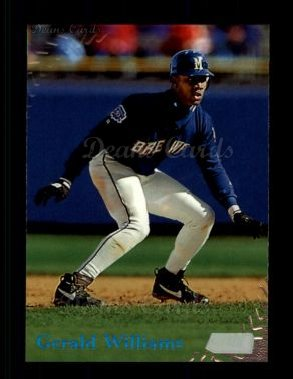 1998 Topps Stadium Club #327  Gerald Williams
