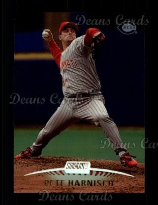 1999 Topps Stadium Club #104  Pete Harnisch