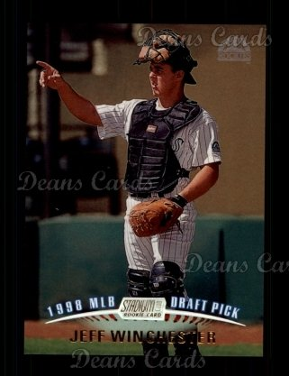 1999 Topps Stadium Club #156  Jeff Winchester