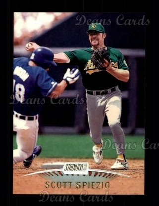 1999 Topps Stadium Club #253  Scott Spiezio