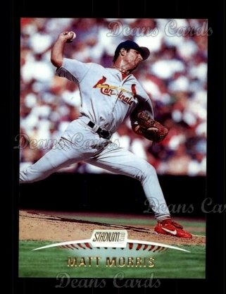 1999 Topps Stadium Club #266  Matt Morris