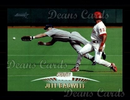 1999 Topps Stadium Club #285  Jeff Bagwell
