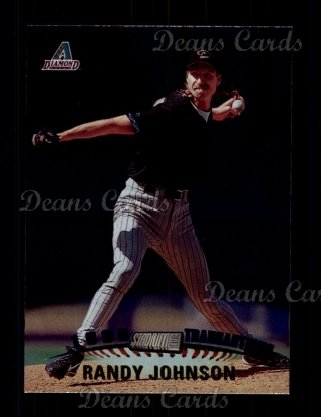 1999 Topps Stadium Club #328  Randy Johnson