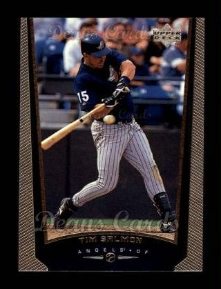 1999 Upper Deck #25  Tim Salmon