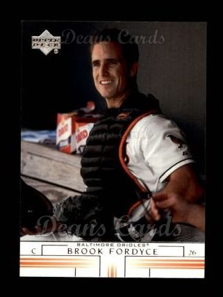 2002 Upper Deck #137  Brook Fordyce
