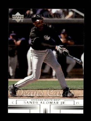 2002 Upper Deck #222  Sandy Alomar Jr.