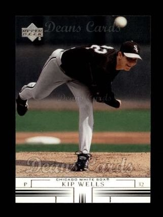 2002 Upper Deck #227  Kip Wells
