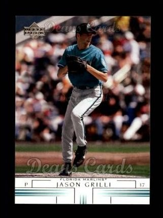 2002 Upper Deck #377  Jason Grilli
