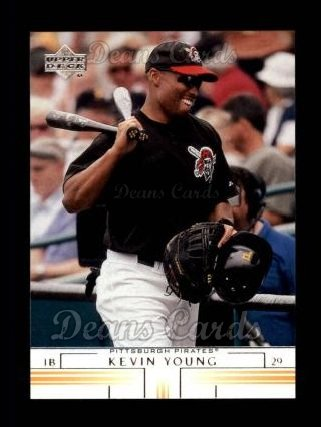 2002 Upper Deck #426  Kevin Young