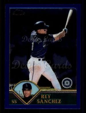 2003 Topps Chrome Traded #106 T Rey Sanchez