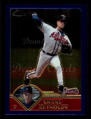 2003 Topps Chrome Traded #92 T Shane Reynolds