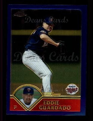 2003 Topps Chrome #2  Eddie Guardado