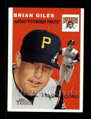 2003 Topps Heritage #6 OLD Brian Giles