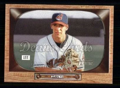 2004 Bowman Heritage #19  Cliff Lee